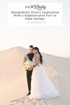 Today on SMP, we're bringing you desert vibes, whimsical blooms, and a whole lot of romance! ✨ This minimalistic styled shoot is bursting with all the elegant inspo you need to plan the dreamiest Palm Springs wedding!  Photography: @trynhphoto  #palmspringswedding #desertwedding #whimsicalflowers #weddingflowers #californiawedding
