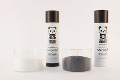 Panda loves candle make your own candle wax sand