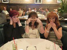 Fun with Sharon Osbourne & Kathy Griffin