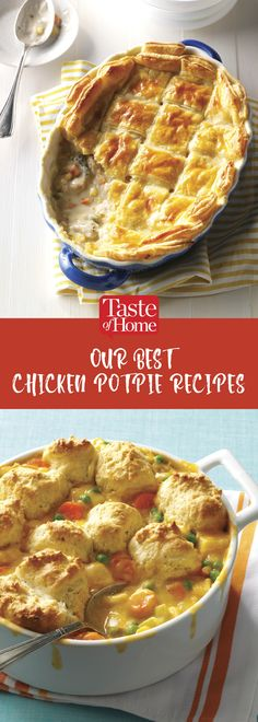Our Best Chicken Potpie Recipes