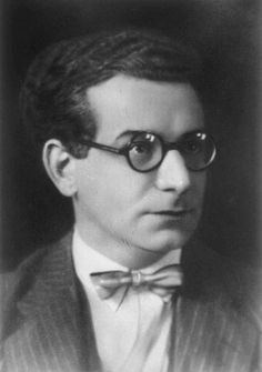 """Alfred Wolfson (Born: Germany, 1896 -  Died: England, 1962) : Charlotte's great love is Amadeus Daberlohn in """"Life? or Theatre?""""."""