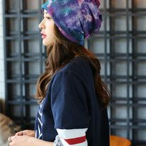 Products · GALAXY PRINT BEANIE · New Great Wall's Store Admin
