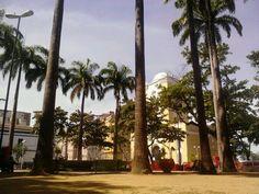 Praça do Arsenal da Marinha in Recife, PE