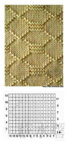 Motif tricot