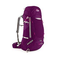 Lowe Women's Alpine AirZone Trek + ND 33:40 Backpack