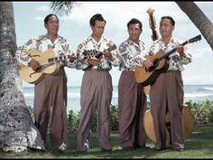 I'll Weave A Lei Of Stars For You - Royal Hawaiian Serenaders - 1948