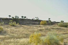 La Buhardilla de Yaya: Paisaje    ¿Esto es Africa? ¿Va a aparecer algún león? Noooo, es Granada, uno de sus mil paisajes distintos.     Datos fotografía:     - Iso 100     - Apertura F8     - Exposición 1/125s     - Focal 48mm