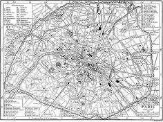 Hausmann plan - Paris