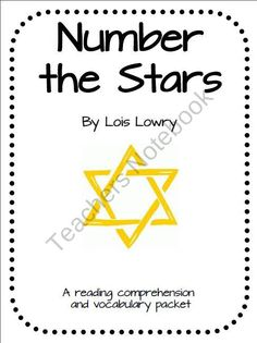 Number the stars essay