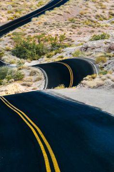 Road Trip, Nevada \\ Raveesh Ahuja - looks like Hwy 50 - the loneliest road in America New Mexico, The Road Not Taken, Road Pictures, Palm Desert, Desert Road, Beautiful Roads, Back Road, Winding Road, Road Trippin