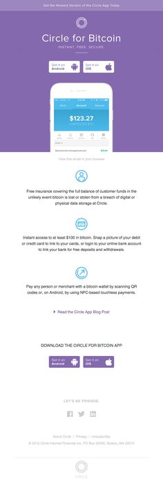Download the Newest Circle App