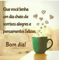 Morning Greetings Quotes, Morning Quotes, Broken Screen Wallpaper, Portuguese Quotes, Love Phrases, Messages, Good Morning, Morning Gif, Love Quotes
