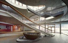 Romerbad Spa, Bad Kleinkirchheim, Austria Behnisch Architekten