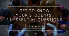 You can quickly learn more about your ESL students by asking them the right…