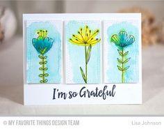 Watercolor Grateful | Poppy Paperie | Bloglovin'