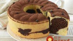 Úžasná Tiramisu bábovka pobláznila celou naši rodinu: Nejlepší dezert ke kávičce, voní z ní celá kuchyň! Baking Recipes, Cake Recipes, Dessert Recipes, Sweet Desserts, Sweet Recipes, Torta Angel, Appetizer Buffet, Torte Cake, Yogurt Cake