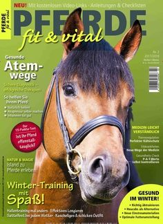 #Hallentraining mal anders, effektives #Longieren & mehr. Jetzt in #Pferde fit & vital:  #reiten #pferde #horseriding