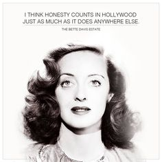 Bette's thoughts