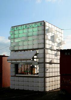 Temporary Bar Diogo Aguiar Teresa Otto