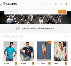 This flat ecommerce WordPress theme offers SEO-friendly code, a responsive and retina ready design, over 300 shortcodes, a wishlist feature, 2 custom checkout pages, a compare product feature, filterable FAQs, and more.