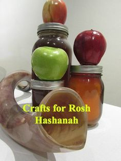 Crafts for Rosh Hashanah