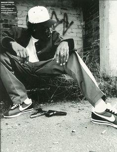 Calvin Cordozar Broadus, Jr. a.k.a. Snoop (Doggy) Dogg