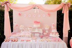 Party di compleanno ballerina in rosa - PiccoliElfiPiccoliElfi