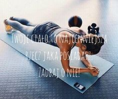 Motywacja Fit Motivation, Beachbody, Believe In You, Fitness Inspiration, Health Fitness, Workout, Sports, Nails, Pictures