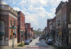 I believe that your hometown is the best town in America.Greer,SC is mine.