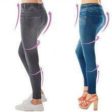 Toivotuksia   Popular Women Jeggings Jean Hot Sale Genie Slim Jegging Winter Women Jeggings And Women Fashion Leggings With2 Real Pockets