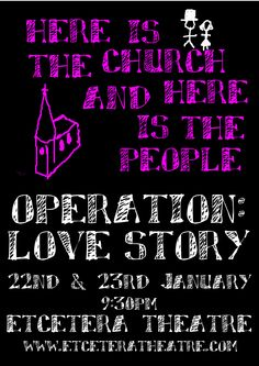 Operation Love Story teaser poster