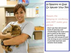 Reason 6 to #spay/neuter