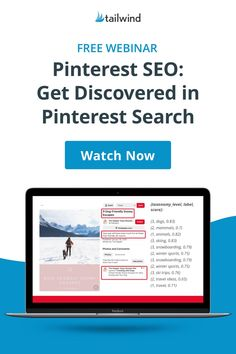 Tailwind's newest free webinar unravels the mystery of Pinterest SEO to help you get found - fast. Uncover your best keywords and put them to use in all the important places. Figure out if Pinterest is seeing your content the way you want it to - and more! Enter your email and watch it now! Famous Country Singers, Computer Internet, Pinterest Pin, Winter Sports, Pinterest Marketing, Dog Friends, Seo, Insight, Mystery