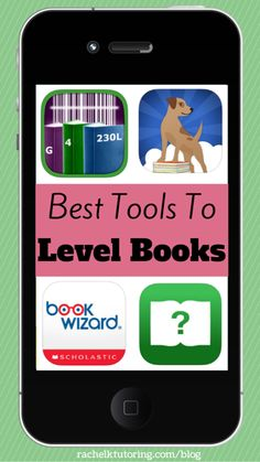 Scholastic Book Wizard Mobile – Free This is an easy to use app with scanning and search features, as well as a book list you can create an...