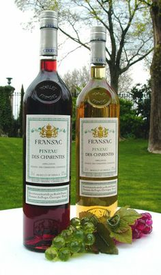 Fransac Pineau des Charentes - Blanc  $32 bottle great to inject into turkey or standing rib roast.