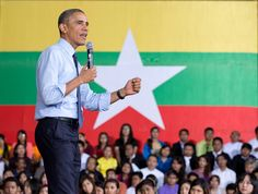 President Speaks at the YSEALI Town Hall