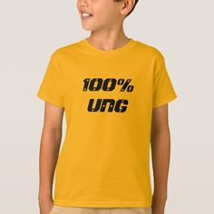 100% Ung| 100% Young T-Shirt Show to the world with this t-shirt that you are 100% ung(young)