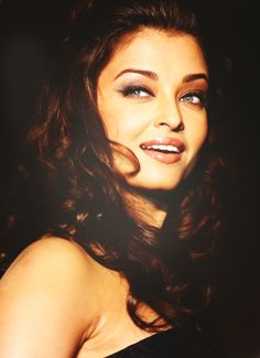 Aishwarya Rai. One of my favorite actresses!!! Best movie was Bride and Prejudice