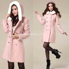 I want this coat - GUESS Double Collar Coat (Online Exclusive