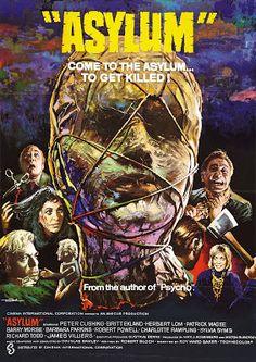El señor de los bloguiños: Refugio macabro (1972) de Roy Ward Baker