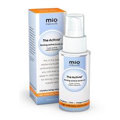 Mio The Activist Firming Active Body Oil 120ml