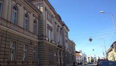 Patru magistrati lugojeni protesteaza fata de decizia CSM de a modifica statutul judecatorilor si procurorilor Street View