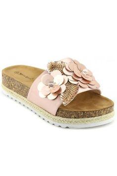 LA Jewelry Plaza > Flip Flops > #126-YANNA02 − LAShowroom.com