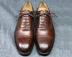 Joint and Carving Pattern,Handmade Goodyear Welted Brogue Men's Shoes by ColorShoesColorLife on Etsy https://www.etsy.com/listing/200556946/joint-and-carving-patternhandmade