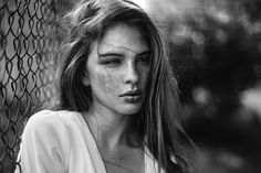 Agata Serge is a young self-taught photographer from Lodz, Poland who currently based in Amsterdam, The Netherlands. Agata started photography in 2012, she shoots a lot of portrait, black and white…