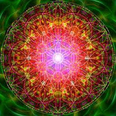 The universe is created by a consciousness which manifests in physical reality through a blueprint that we call Sacred Geometry which repeats over and over giving the illusion of linear time.   -Thoth
