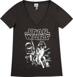 Star Wars V-Neck Shirt