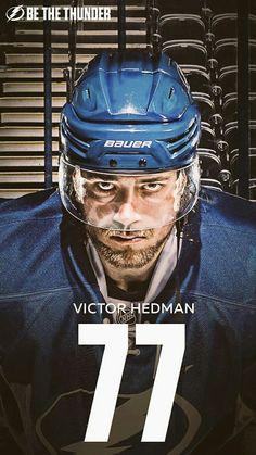 Go Bolts Hockey Baby, Hockey Teams, Hockey Players, Ice Hockey, Tampa Bay Lighting, Victor Hedman, Pictures Of Lightning, Super Rugby, Hockey Stuff