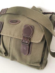 Rogue Original Handcrafted Army Messenger Bag Shoulder Designer Fashion Hip Boho  | eBay