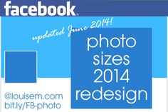 Best practices for creating images for the new Facebook Page design! Wider wall photos, no more milestones - read it all here: http://louisem.com/1726/best-facebook-photo-sizes-cover-profile-wall-photos  #FacebookTips #FacebookMarketing #FacebookPages